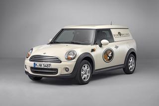 Mini Clubvan - Liefern für Lifestyler