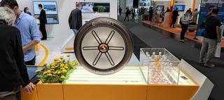 Continental GreenConcept - Reifenstudie für mehr Nachhaltigkeit