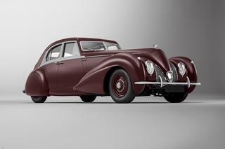 Bentley Corniche von 1939 nachgebaut - Einer wie keiner