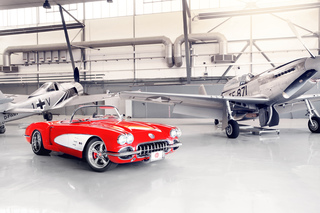 Chevrolet Corvette-Tuning - Neo-Klassiker im Breitformat