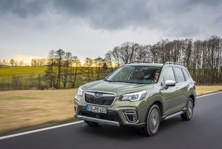 Test: Subaru Forester 2.0ie  - Anders als andere