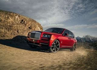 Rolls-Royce Cullinan - Der König der SUVs