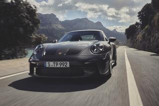 Porsche 911 GT3 mit Touring Paket - Flügel gestutzt