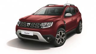 Dacia Duster - Neue Benziner mit Partikelfilter