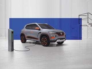 Dacia Spring Electric - Günstiges E-SUV kommt 2021