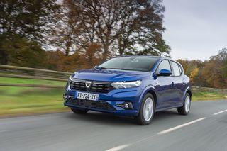 Dacia Sandero  - Autogas-Varianten günstiger