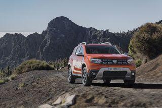 Dacia Duster Facelift - Angepasst und aufgehellt