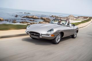 Panorama: Jaguar E-Type Zero - Back to the future