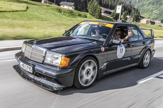 30 Jahre Mercedes 190 E 2.5-16 Evolution II - Schluss mit Spießer-I...