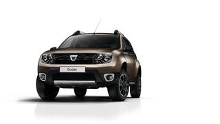 Dacia Duster Blackshadow - Aufgewertet