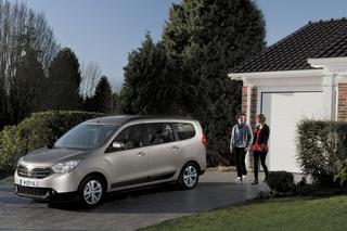 Dacia Lodgy - Sparen im großen Stil