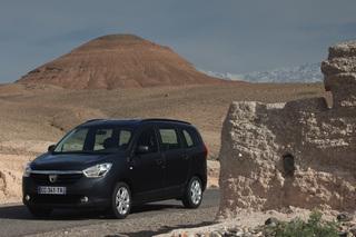 Dacia Lodgy - Billig und preiswert zugleich (Kurzfassung)