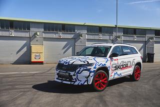 Skoda Kodiaq RS - Stärkster Seriendiesel im Sportmodell
