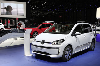 VW e-Up - Mit Smartphoneanschluss