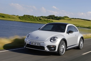 VW Beetle - Kein Coupé mehr in Deutschland