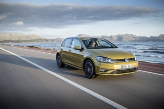 Pkw-Neuzulassungen    - VW-Modelle dominieren weiterhin den Markt