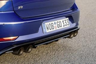 Performance-Teile für den VW Golf R  - Ab auf die Rennstrecke!
