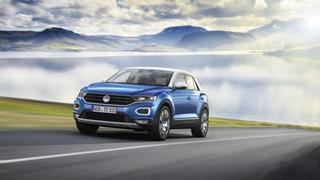 VW T-Roc - Recht experimentierfreudig