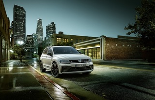VW Tiguan  - Schwärzer als sonst