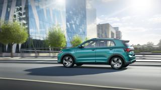 VW T-Cross - Der Polo will hoch hinaus