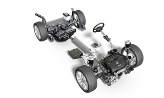 Mildhybrid beim VW Golf - Elektro-Boost für Generation acht