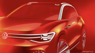 VW ID Roomz - Großes Elektro-SUV kommt 2021 – nach China