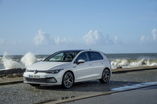 Neuer VW Golf - Schluss mit Trendline