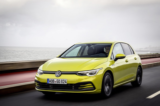 Test: VW Golf 1.5 eTSI  - Generation Digital