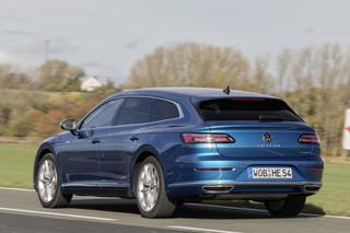 VW Arteon   - Start mit Stecker