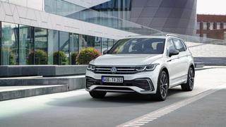 VW Tiguan Allspace Facelift - Von 36.000 bis 51.000 Euro