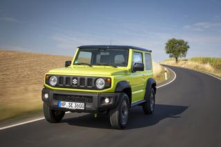 Test: Suzuki Jimny - Ab ins Gelände – oder zum Einkaufsbummel