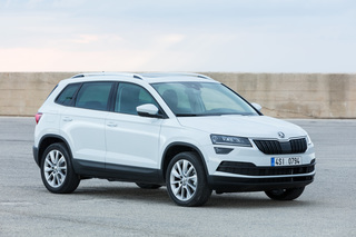 Skoda Karoq - Top-Diesel für das kleine Kompakt-SUV