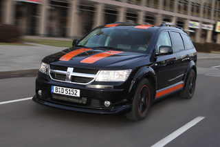 Irmscher tunt Dodge Journey SR