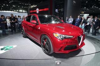 Alfa Romeo Stelvio - Premiere für ein SUV