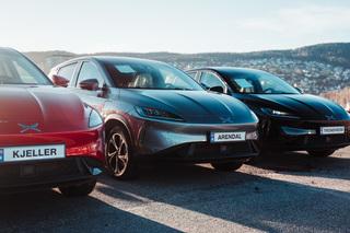 Xpeng in Europa  - Erste Fahrzeuge an Kunden ausgeliefert