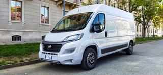 Fahrbericht: Fiat e-Ducato - Leise liefern