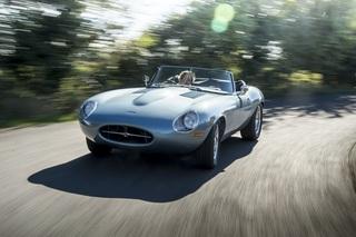 Jaguar E-Type wird zum Eagle Spyder GT - Radikal verteuert