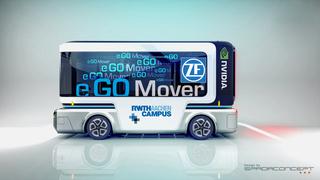Autonome Autozukunft - ZF-Chef erwartet Robo-Taxis nicht vor 2030
