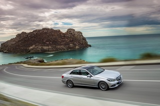 Mercedes E-Klasse - Fast wie neu (Vorabbericht)