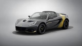 Lotus Elise Classic Heritage Edition  - Die Farben der Erfolge