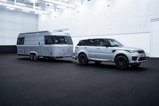 Caravan-Neuheiten der CMT - Vom Kult- zum Luxus-Wohnwagen