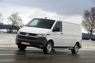 Abt e-Transporter - Elektro-Bulli ab 45.000 Euro