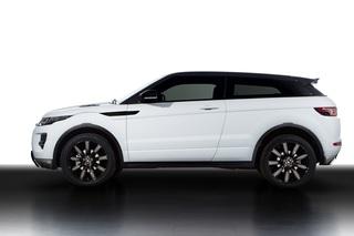 Range Rover Evoque - Schick in Schwarz