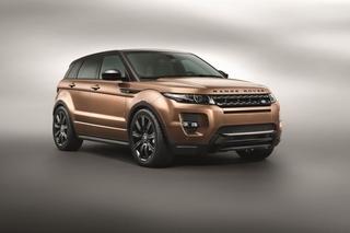 Range Rover Evoque -  Trotz Allrad Sprit sparen