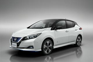 Nissan Leaf - Mehr Reichweite und Power für das E-Auto