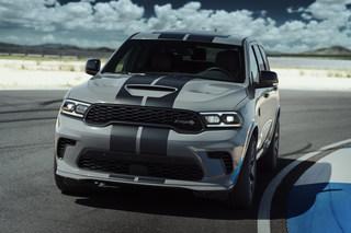 Dodge Durango SRT Hellcat - Rasender Laster