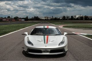 Ferrari 458 MM Speciale - Sehr, sehr speziell