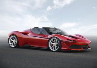 Ferrari J50 - 10 zum Japan-Jubiläum