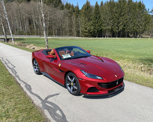 Fahrbericht: Ferrari Portofino M - Für Spieltrieb und Alltag