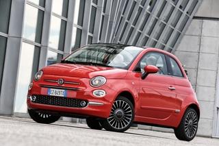 Fiat 500 - Preisvorteil im Advent